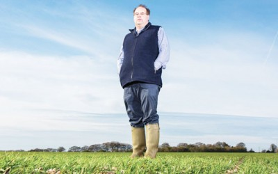 Grower sets new UK wheat yield record